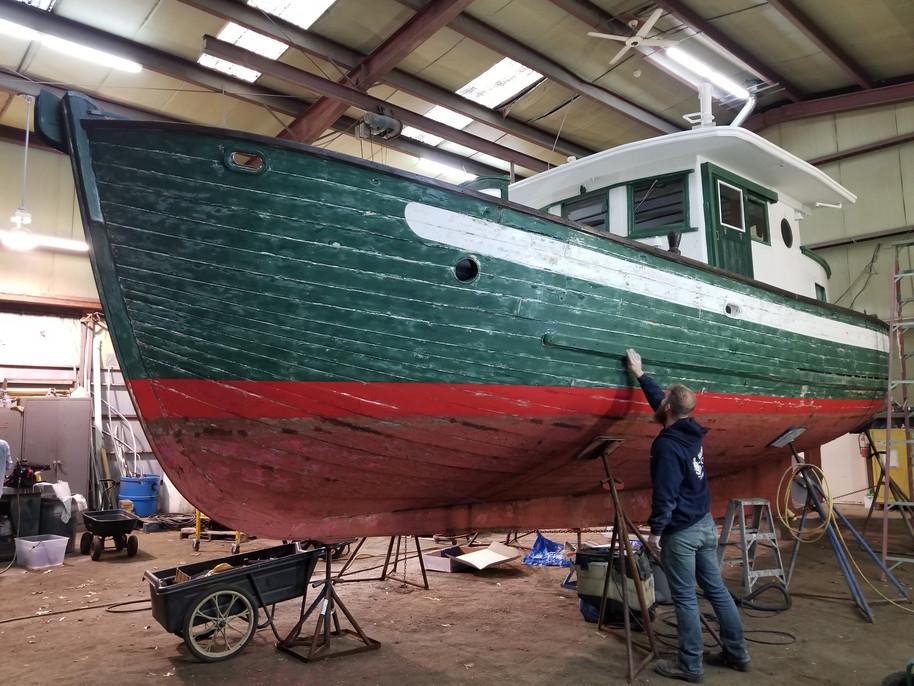 Trawler Transformation