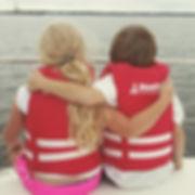 york river, boat safety, borrow a life jacket