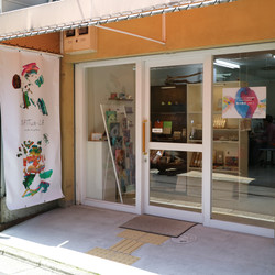 studio&gallery MATTua-LAの外観