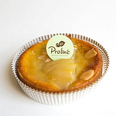 Almond/ Pear tart