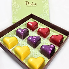 Chocolate 9pcs box