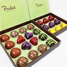 Chocolate 16 pcs box