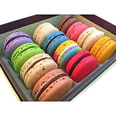 Macarons 12pcs box
