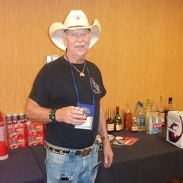 Meet our Hospitality Room Host, Gary Carter