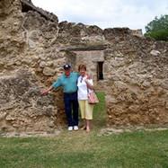 More  San Antonio history, the Mission Concepcion