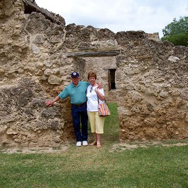 More  San Antonio history, the Mission Concepcion