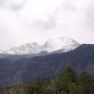 Anyone want to climb Pikes Peak?