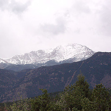 Anyone want to climb Pikes Peak?