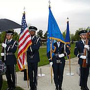 Honor Guard, Present Colors!