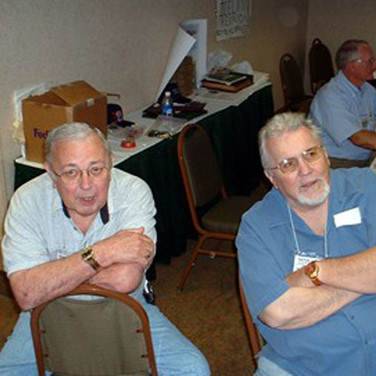 Jerry Blackwell on the right, On the left is ???