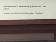 From June Carter Cash to Elvis Presley