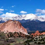 Another view of Pikes Peak