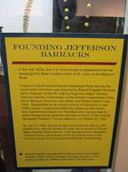 The founding of Jefferson Barracks