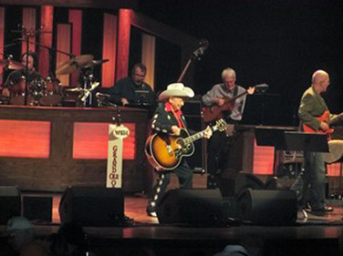 Nn Opry icon at age 90 Little Jimmie Dickens