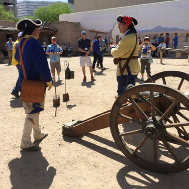Heavy artillrey and its crew
