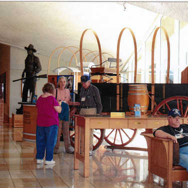 Another site to see.  The Cowboy and Western Heritage Museum