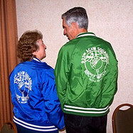 And and your wife, Take off yur 932nd Sq. jackets and get comfortable