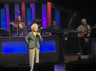 Jean shepard started the fun filled show