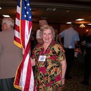 Jane Boote, a WW II of SAW