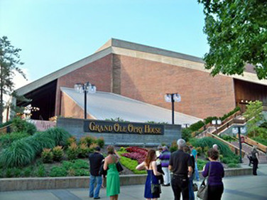 Next Stop, The Grand Ole Opry