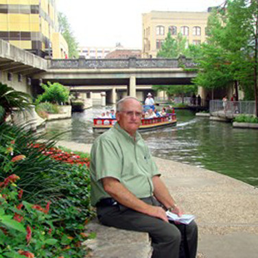 You had a chance to enjoy the sites of San Antonio if you arrived on Monday