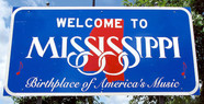 We are headed into Clarksdale, Mississippi for our first adventure