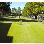 A last look at the Memorial Garden