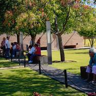 Memorial Gardens at the Murrah Memorial
