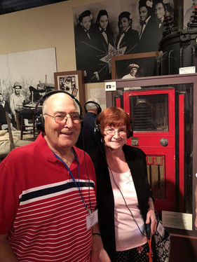 Another museum exhibit enjoyed by our reunion members