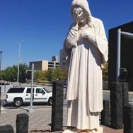 Jesus Wept at the Alfred Murrah Building Memorial