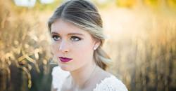 Bridal photo in Oklahoma