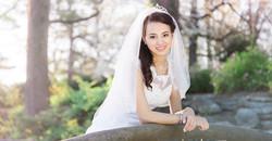 Bridal photo in Tulsa