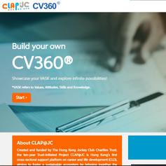 CV360 Resume Program