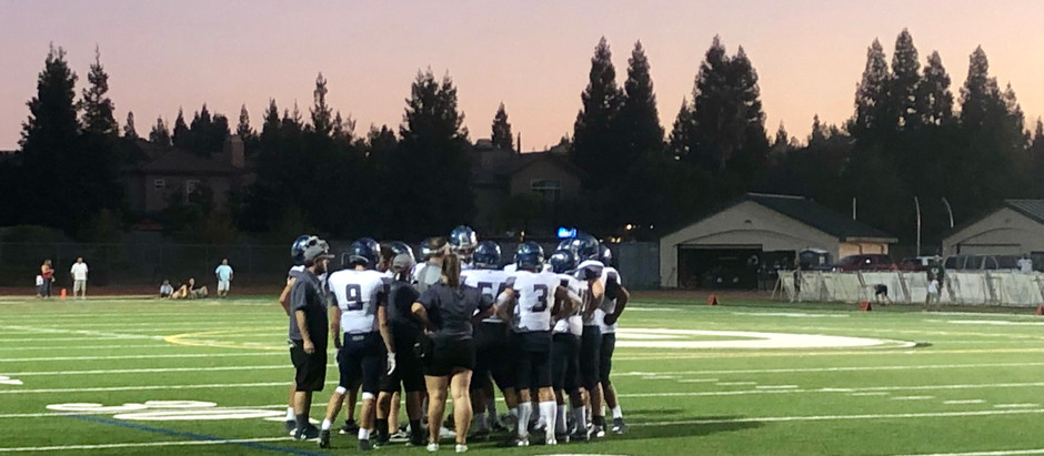 Questions Unanswered, Damonte, Week One