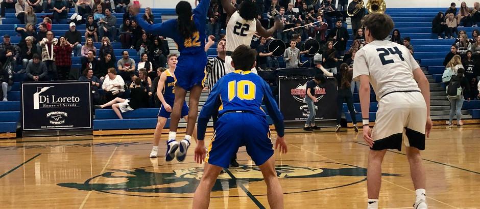Entering League Play: Damonte Ranch Basketball