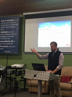 Teaching 'School of The Spirit'