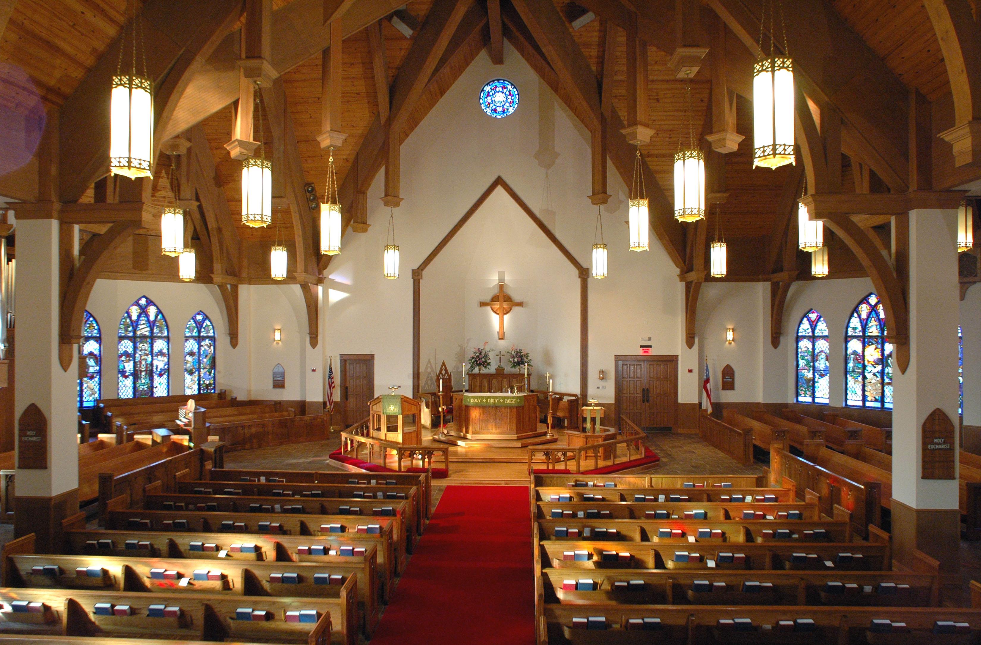 Church of the Redeemer Interior