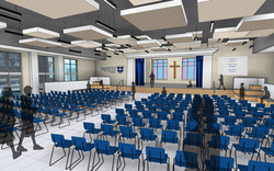 Trinity Episcopal School - Multipurpose Room