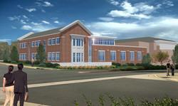 Trinity Episcopal School - Exterior
