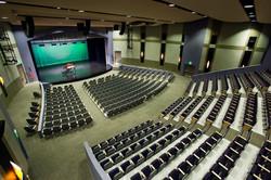 Auditorium from high