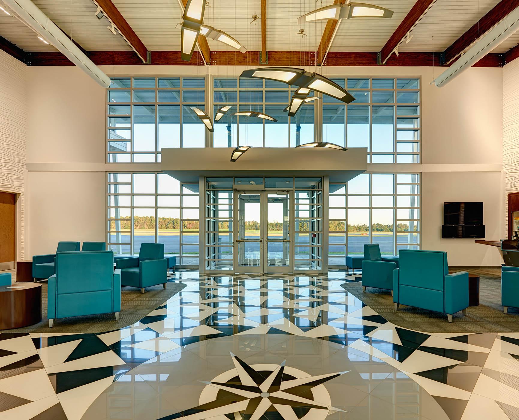 Lobby - Apron View
