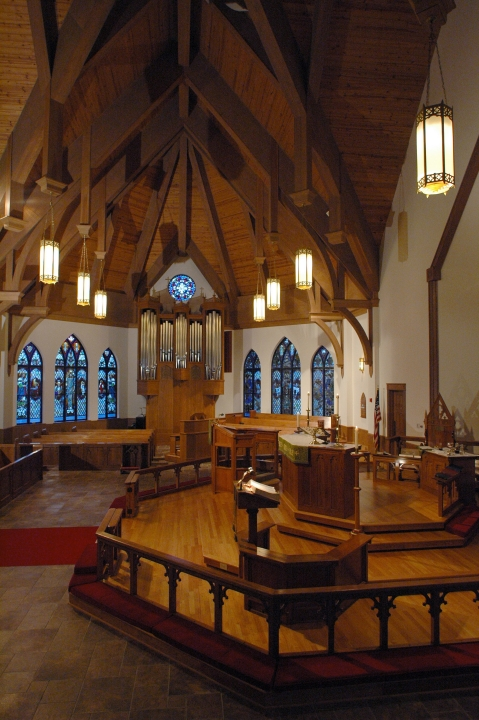 Church of the Redeemer Organ