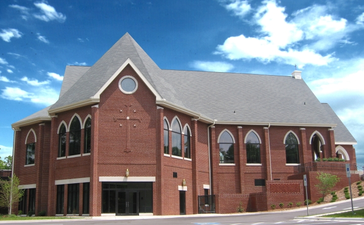Church of the Redeemer Exterior
