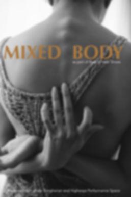 Mixed Body - Promo Poster - Edit 4 (fron