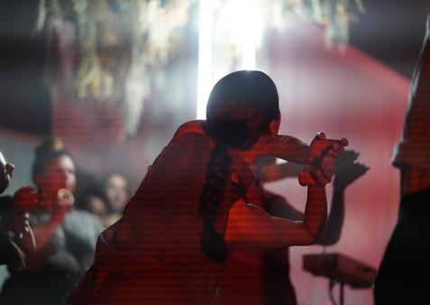 Terra by. Los Angeles Contemporary Dance
