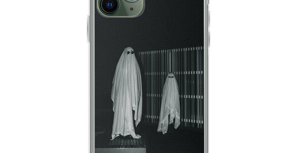 'Identification Please' Clear iPhone Case