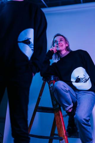 LWW Black Sweater Front Group Creative-m