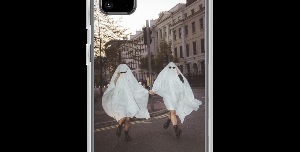 'No Paparazzi' Clear Samsung Case