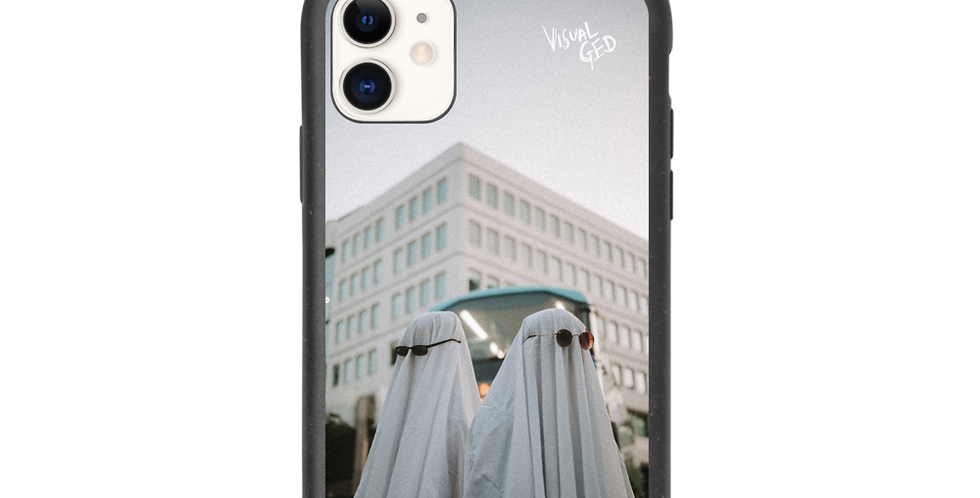 'Spooky but Boujee' Biodegradable iPhone Case