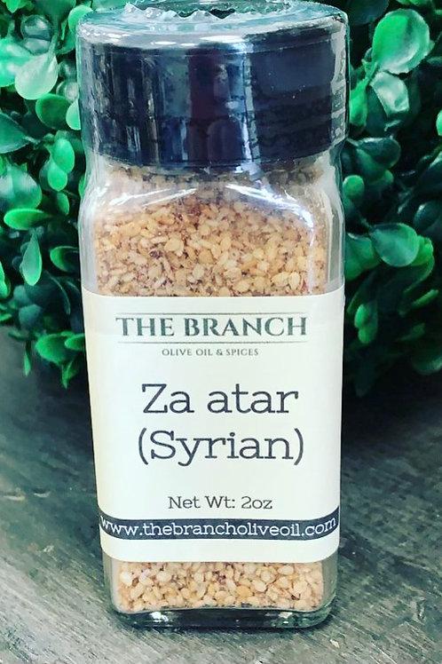 Za' atar (Syrian)